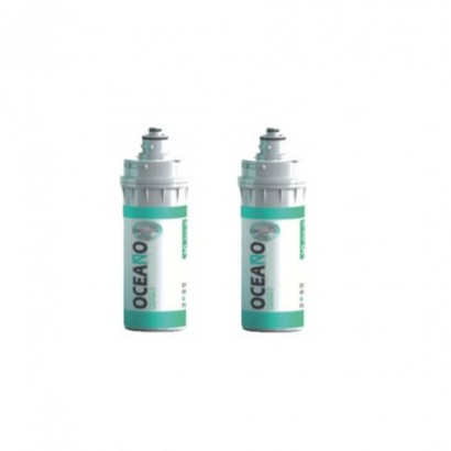 Cartucce filtro Oceano OK16S00 BAYO S CarbonBlock Sinter. Ag 0,5 μm originale Waterline in vendita su Evabuna.it
