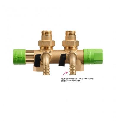 Acquabrevetti Kit Facile per l'installazione di apparecchiature per il trattamento acqua originale Acquabrevetti in vendita s...