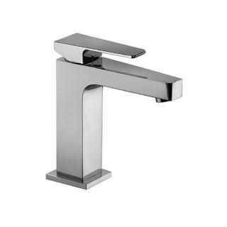 """Miscelatore per lavabo cromato Hego serie LAMA rubinetto moderno con attacco piletta 1"""" 1/4 originale Hego in vendita su Evab..."""