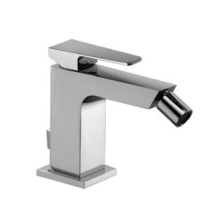 """Miscelatore per bidet cromato Hego serie LAMA rubinetto moderno con attacco piletta 1"""" 1/4 originale Hego in vendita su Evabu..."""