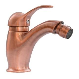 Miscelatore per bidet ramato Porta&bini serie DUNA rubinetto classico e Vintage e Retrò originale Porta&bini in vendita su Ev...
