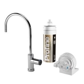 Think Water Kit installazione ULTRA filtrazione acqua serie Profine Gold portata acqua 3 litri al minuto originale Think: Wat...
