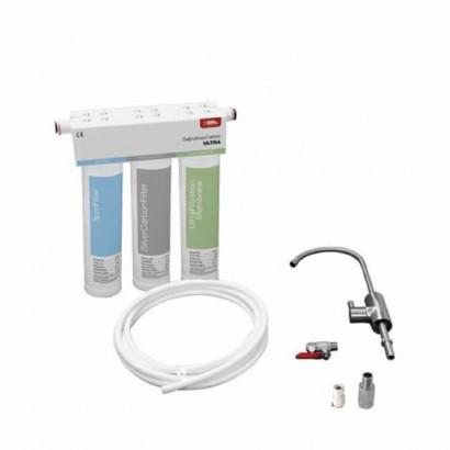 GEL Kit installazione micro filtrazione acqua serie Gelpur Easy Carbon Ultra Affinatore d'acqua a cartuccia originale GEL in ...