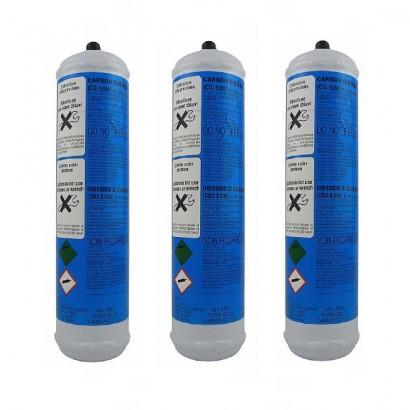3 Bombole CO2 Usa e Getta 600gr originale  in vendita su Evabuna.it